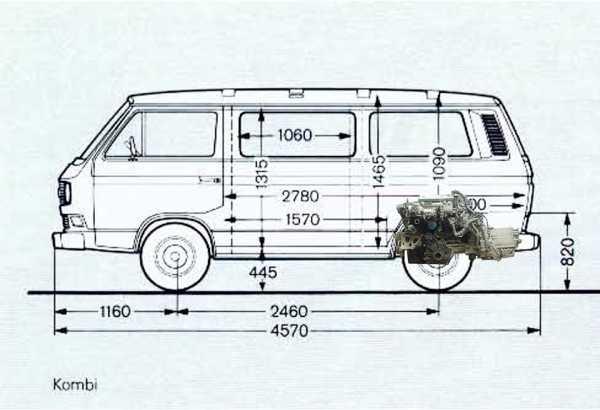Лучший мотор фольксваген транспортер размеры фольксваген транспортер т5