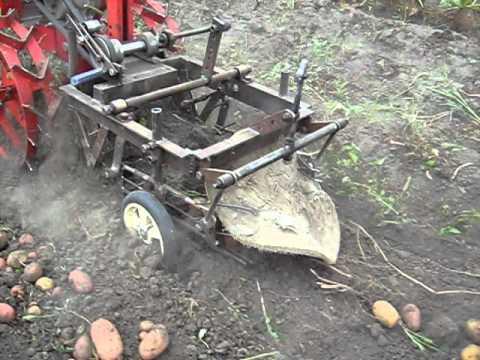 Как самодельный транспортер на картофелекопалку элеватор зернохранилище цена