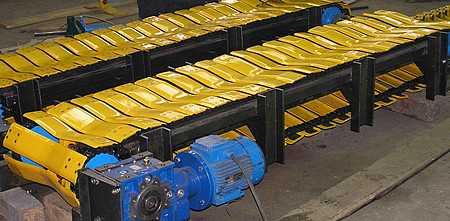 Много конвейеров лента для конвейера магнитная